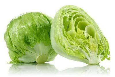 1. Lettuce Iceberg