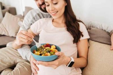 Konsumsi Sayur dan Buah
