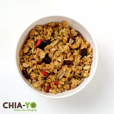 1. Chia-Yo Homemade Granola