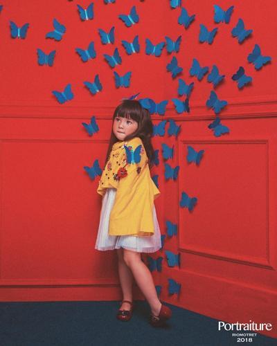 Kecil-Kecil Jago Modeling, Ini 8 Foto Imut Menggemaskan Gempi, Anak Gading & Gisel