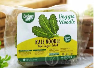 1. Kale Noodle