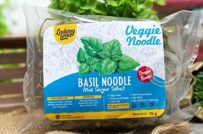 3. Basil Noodle