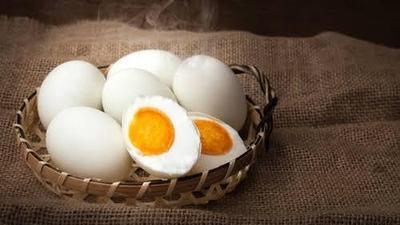 Sejarah Telur Asin