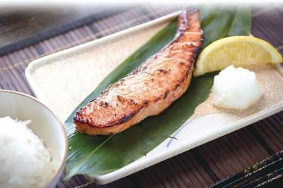 4. Ikan Salmon