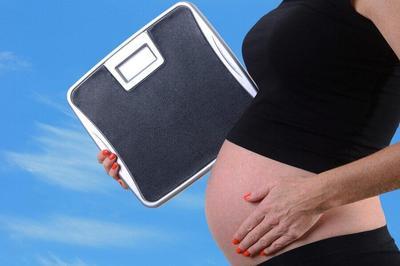 Kenaikan Berat Badan Sehat Saat Hamil