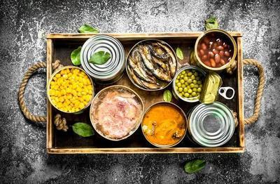 Makanan Kalengan Unik dari Berbagai Negara, Nomor 4 Bikin Tercengang!