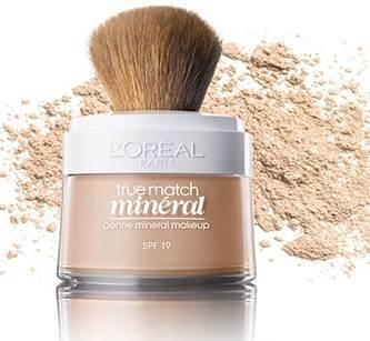 L'Oreal Paris True Match Mineral Powder Foundation