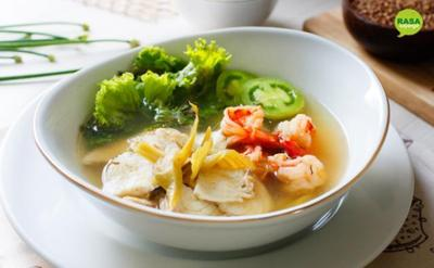 2. Sup Ikan
