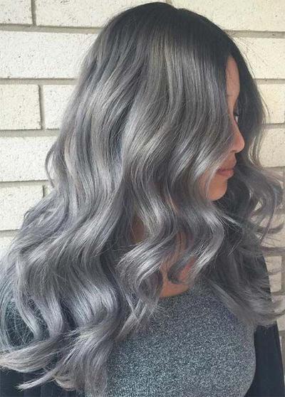 Dusky Grey