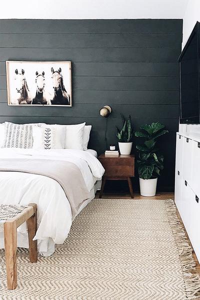 Rekomendasi 5 Warna Cat Dinding Kamar, Ciptakan Suasana Tidur Tenang dan Nyaman