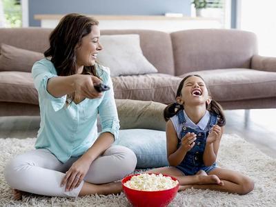 Tetapkan Tayangan dan Jam Nonton TV
