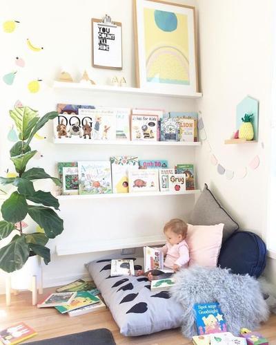 5 Tips Menata Lemari Buku Untuk Perpustakaan Kecil di Rumah