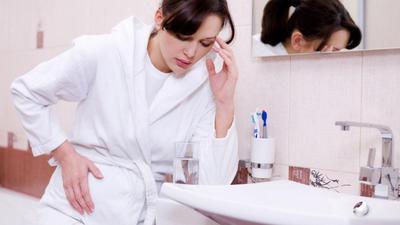 1. Jarang Mengalami Morning Sickness