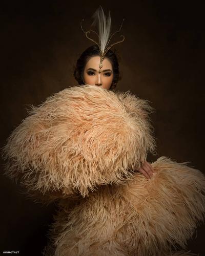 9 Gaya Artis Indonesia Di Pemotretan The Lion King, Titi Kamal Mirip Angelina Jolie