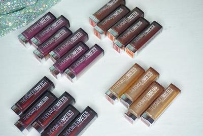6. Maybelline Color Sensational Powder Matte