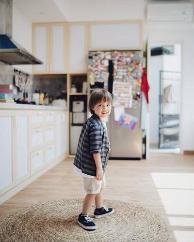 Bikin Betah di Rumah, Intip Foto Dapur Artis Cantik Indonesia yang Bisa Jadi Inspirasi