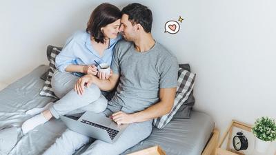 Lebih Intim dengan Suami, Coba 7 Posisi Seks Kilat Tapi Menyenangkan Ini, Moms