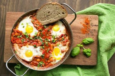 Resep Shakshuka, Hidangan Telur ala Timur Tengah yang Menggugah Selera