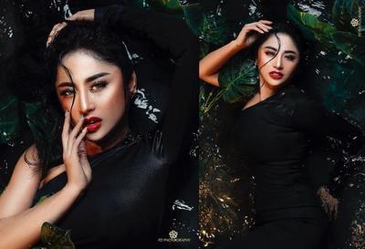 Penampilan Terbaru Dewi Perssik Bikin Pangling! Mirip Kim Kardashian?