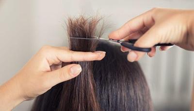 Jarang Menggunting Ujung Rambut