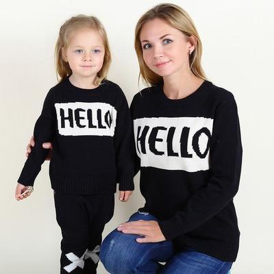 Dari Girly Sampai Sporty, Intip Mix and Match Sweater Untuk Anak Perempuan