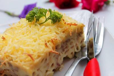 Resep Macaroni Schotel, Hidangan Pasta Khas Italia yang Jadi Favorit Si Kecil