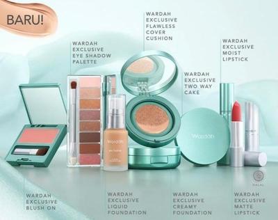 3 Produk Makeup Terbaru Wardah Exclusive, Halal dan Makin Kekinian