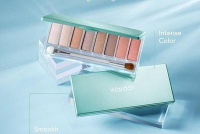 Wardah Exclusive Eyeshadow Palette
