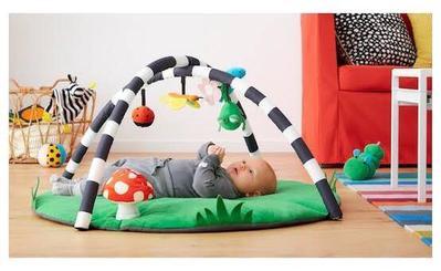 Rekomendasi Mainan Bayi 0-3 Bulan Untuk Optimalkan Tumbuh Kembangnya