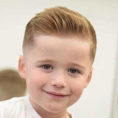 Siapa Bilang Anak Laki Laki Tak Bisa Bergaya Kekinian Cek Model Potongan Rambut Ini Moms